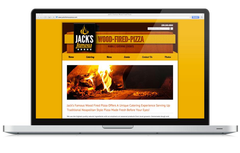 jacks-famous-pizza-website-design